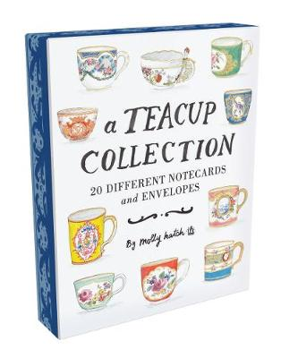 Teacup Collection Notes: 20 Different Notecards and Envelopes
