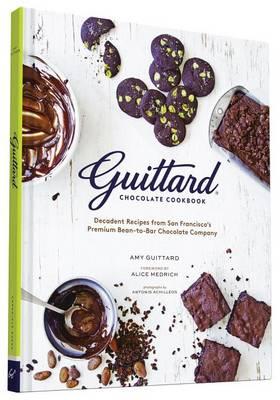 Guittard Chocolate Cookbook (Paperback)