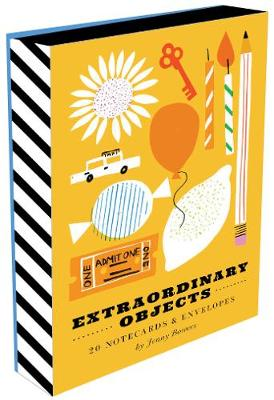 Extraordinary Objects Notes: 20 Different Notecards and Envelopes