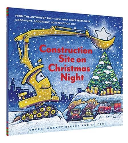 Construction Site on Christmas Night (Hardback)