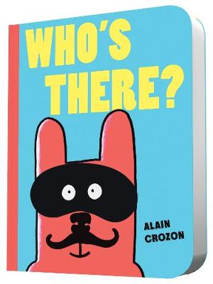 Who's There? (Hardback)