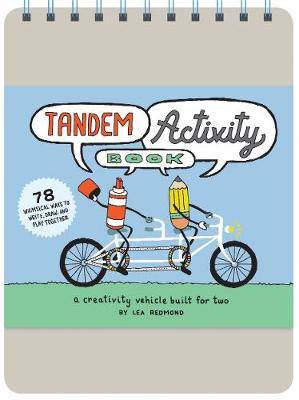 Tandem Activity Book: A Creativity Vehicle Built for Two