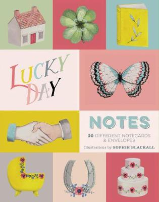 Lucky Day Notes: 20 Different Notecards and Envelopes