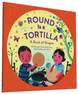 Round Is a Tortilla (Paperback)