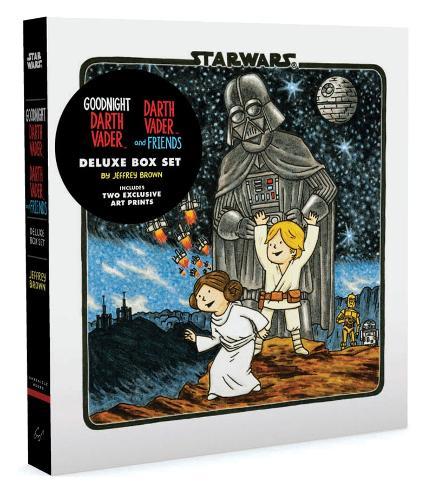 Goodnight Darth Vader/Darth Vader and Friends Box Set (Hardback)