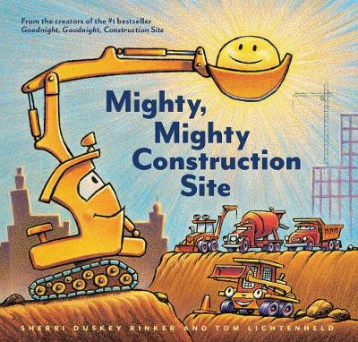 Mighty, Mighty Construction Site (Hardback)