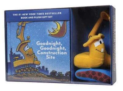 Goodnight, Goodnight, Construction Site Book and Plush Gift Set - Goodnight, Goodnight, Construction Site