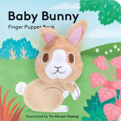 Baby Bunny: Finger Puppet Book (Board book)