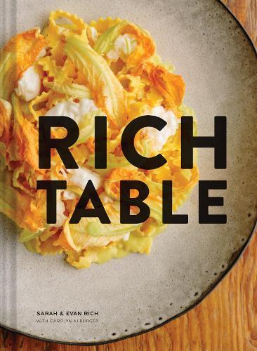 Rich Table (Hardback)