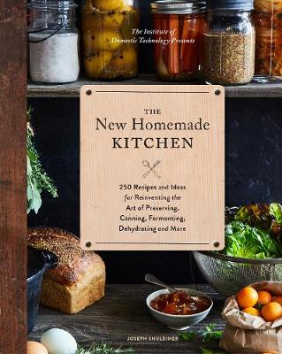 The New Homemade Kitchen (Hardback)