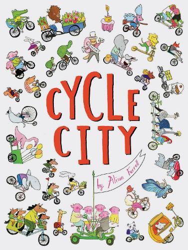 Cycle City (Hardback)