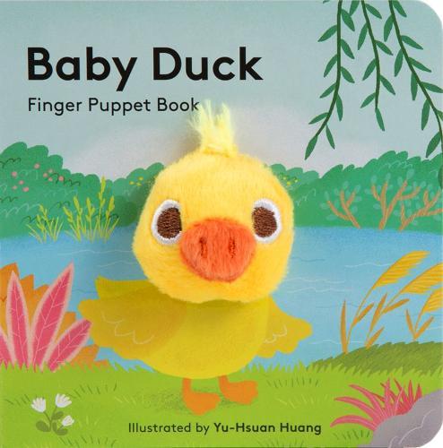 Baby Duck: Finger Puppet Book - Little Finger Puppet Board Books (Board book)