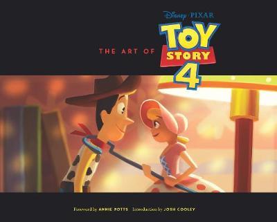 Art of Toy Story 4 (Hardback)
