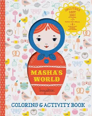 Masha's World: Coloring & Activity Book (Paperback)