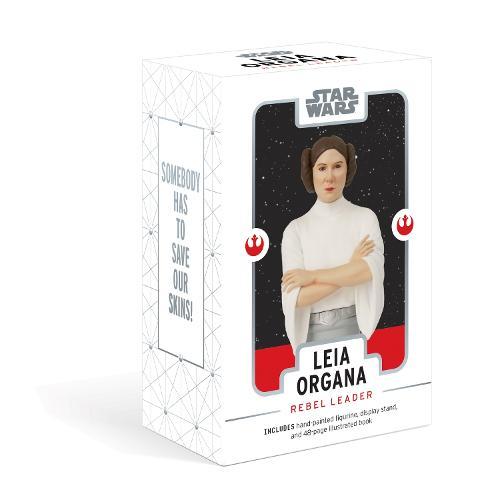 Leia Organa: Rebel Leader Box