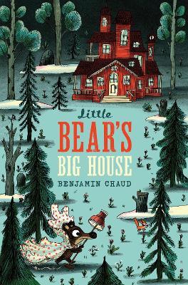 Little Bear's Big House (Hardback)