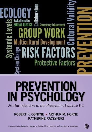 Prevention in Psychology: An Introduction to the Prevention Practice Kit - Prevention Practice Kit (Paperback)