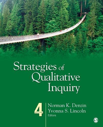 Strategies of Qualitative Inquiry (Paperback)