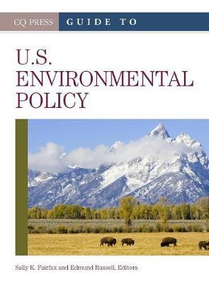 Guide to U.S. Environmental Policy (Hardback)