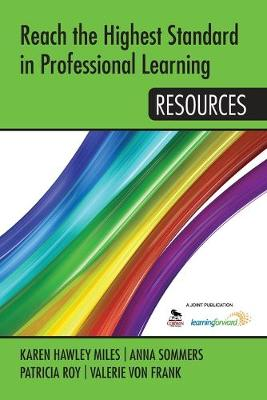 Reach the Highest Standard in Professional Learning: Resources (Paperback)