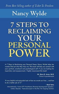 Seven Steps to Reclaiming Your Personal Power (Paperback)