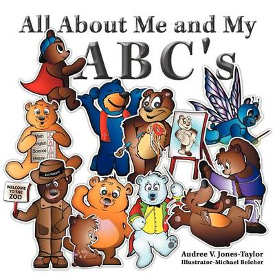 All about Me and My ABC's (Paperback)