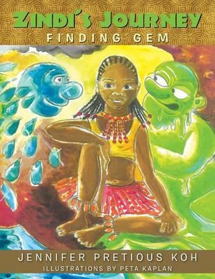 Zindi's Journey: Finding Gem (Paperback)