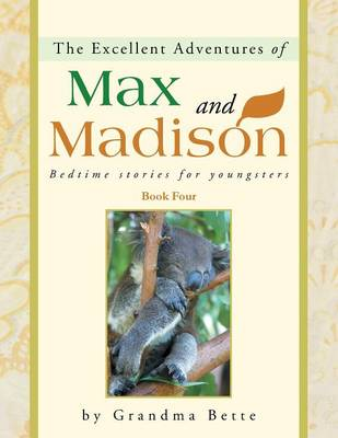 The Excellent Adventures of Max and Madison: Bedtime Stories for Youngsters (Paperback)