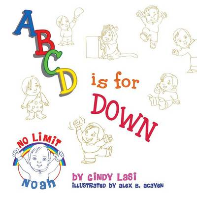A B C D Is for Down (Paperback)