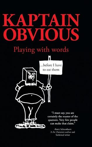 Playing with Words: ...Before I Have to Eat Them (Hardback)