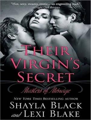 Their Virgin's Secret - Masters of Menage 2 (CD-Audio)