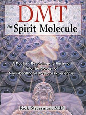 DMT: The Spirit Molecule: A Doctor's Revolutionary Research into the Biology of Near-Death and Mystical Experiences (CD-Audio)