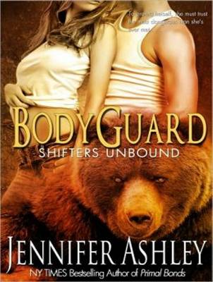 Bodyguard - Shifters Unbound 2.5 (CD-Audio)