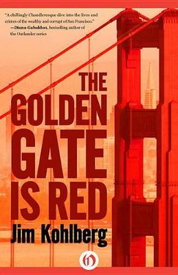 The Golden Gate Is Red (Paperback)