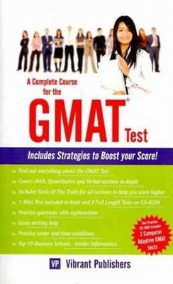 Complete Course for the GMAT Test (Paperback)