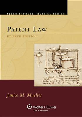 Patent Law, Fourth Edition (Paperback)