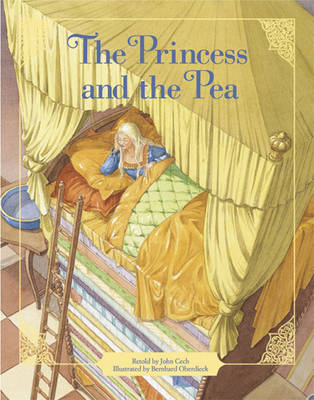 The Princess and the Pea - Classic Fairy Tale Collection (Paperback)