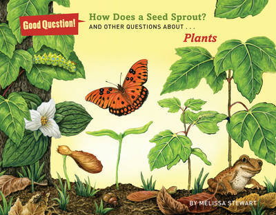 How Does a Seed Sprout?: And Other Questions About Plants (Paperback)