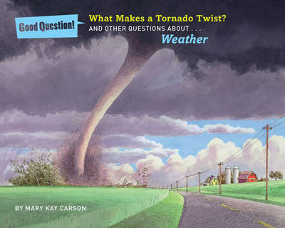 What Makes a Tornado Twist?: And Other Questions About Weather (Paperback)