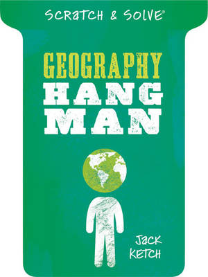 Scratch & Solve (R) Geography Hangman (Paperback)