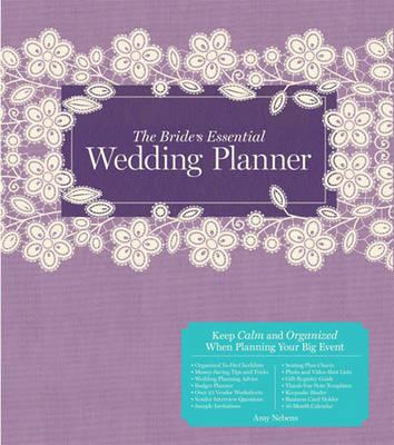 The Bride's Essential Wedding Planner: Deluxe Edition (Hardback)