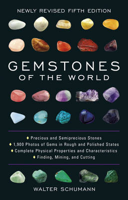 Gemstones of the World: Newly Revised Fifth Edition (Hardback)