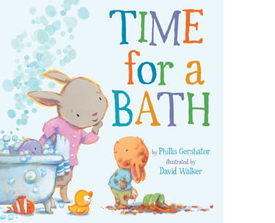 Time for a Bath (Hardback)