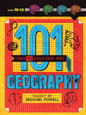 101 Things You Should Know About Geography (Paperback)