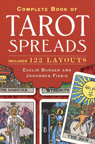 Complete Book of Tarot Spreads (Paperback)