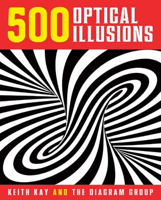 500 Optical Illusions (Paperback)