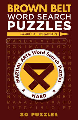 Brown Belt Word Search Puzzles (Paperback)