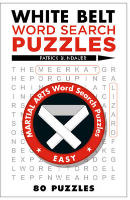 White Belt Word Search Puzzles (Paperback)
