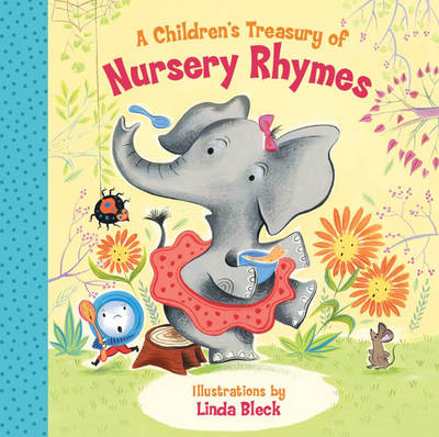 A Children's Treasury of Nursery Rhymes (Paperback)