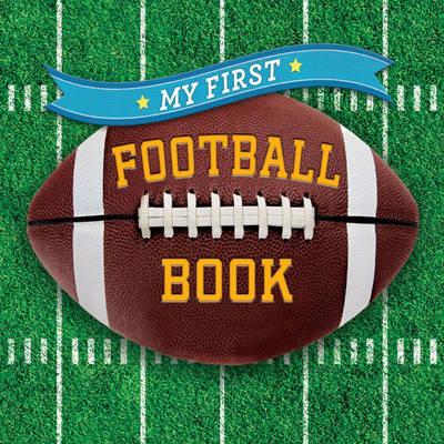 My First Football Book (Board book)